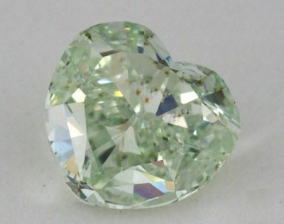 green diamonds are so rare